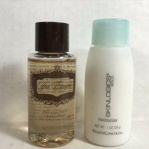 BeautiControl Travel Tahitian Fleur Body Wash Skin